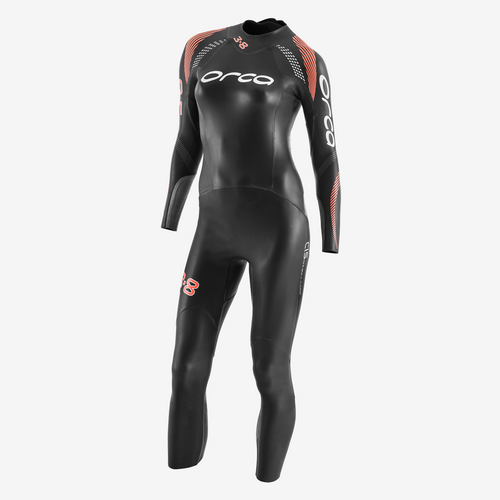 Orca - 2021 - 3.8 Enduro Wetsuit - Women's - Full Season Hire