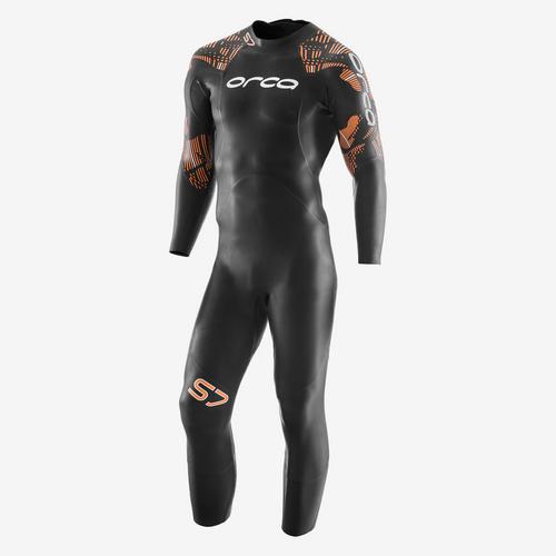 Orca - 2020 - S7 Wetsuit - Men's - 28 Day Hire