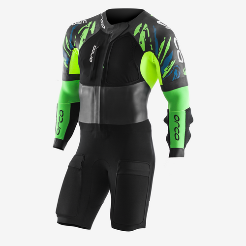 Orca - 2020 - SwimRun Perform Wetsuit - Men's - 28 Day Hire