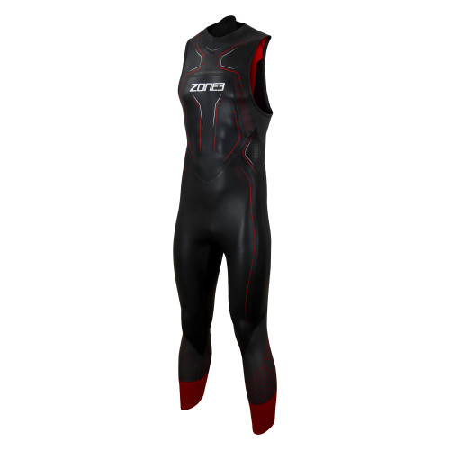 Zone3 - 2021 - Aspire Sleeveless Wetsuit - Men's - Full Season Hire