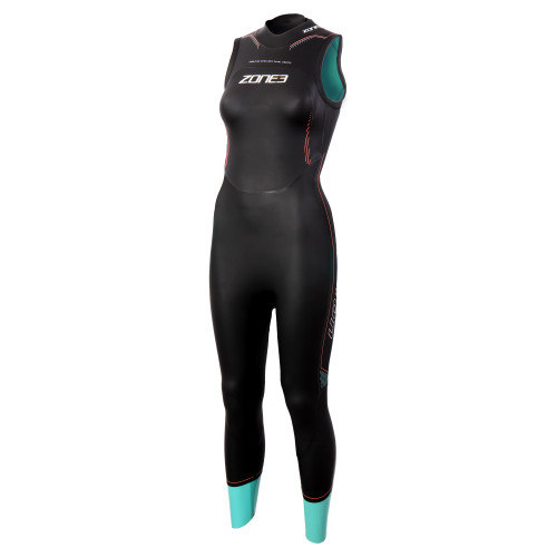 Zone3 - 2021 - Vision Sleeveless Wetsuit - Women's - Full Season Hire