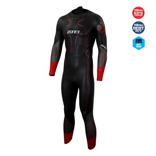 Zone3 - 2021 - Aspire Wetsuit - Men's - Full Season Hire