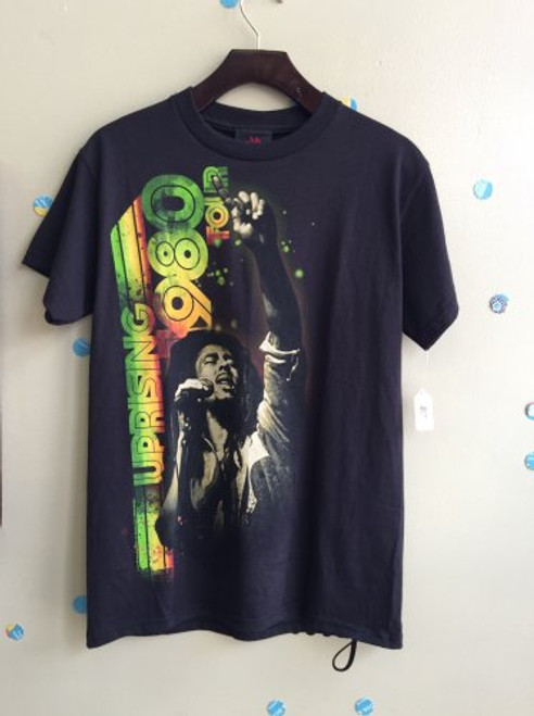 Bob Marley T-shirt 1980 tour - Small