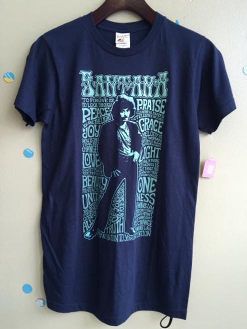 Santana T-Shirt - Small