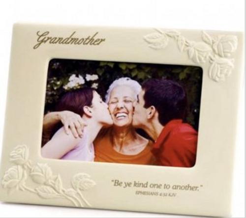 Sentimental Grandmother Frame 4x6