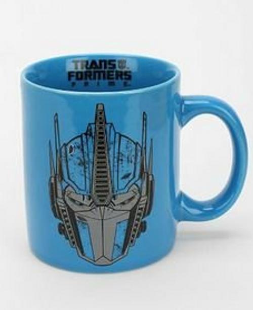 Transformers Prime Ceramic Mug