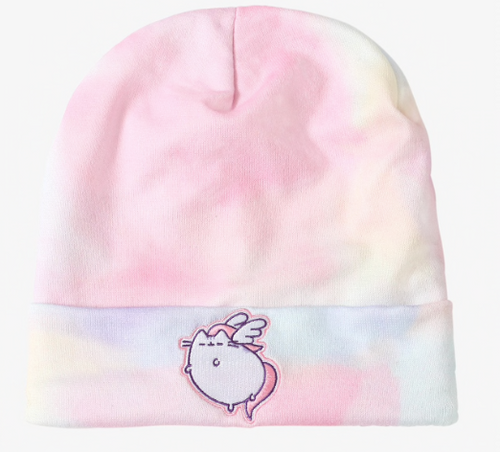 Pusheen Super Pusheenicorn Tie Dye Watchman Beanie
