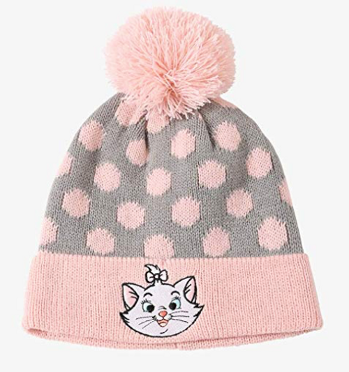 Disney Aristocats Maris Pom Watchman Beanie