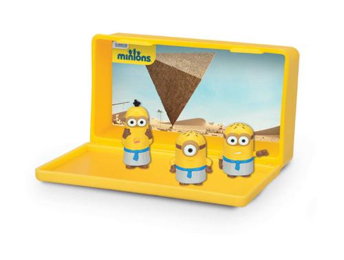 Minions Micro Minion Playset - Egyptian Minions
