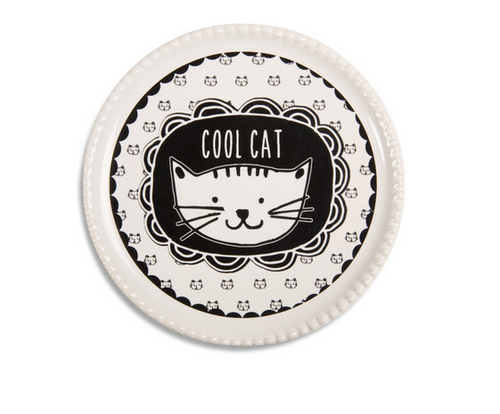 Cool Cat Coaster Cap Dish