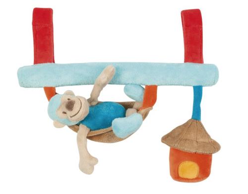 Nattou Jungle Collection Maxi Toy Monkey