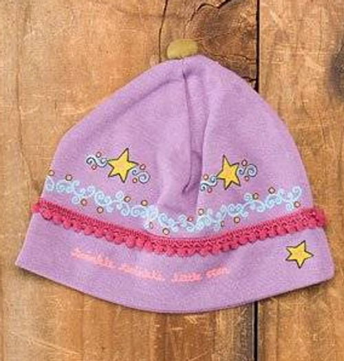 """Natural Life Baby Hat- """"Twinkle Twinkle"""""""