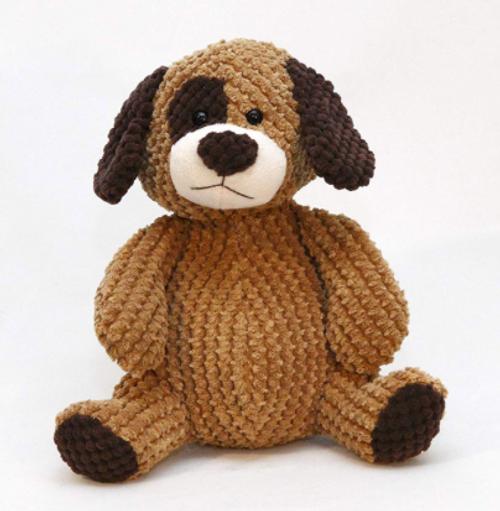 Giftable A02027 Plush, Stuffed Animal, Brown Dog