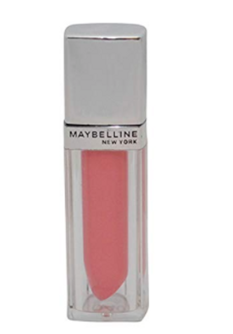Maybelline ELIXIR Color Sensational Liquid Balm Lip Gloss 040 I'm Blushing Limited Edition
