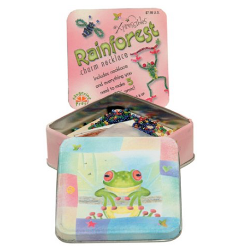 Rainforest Charms (Xpressibles) Scholastic