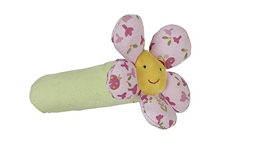 Maison Chic Fairy Garden Flower Rattle