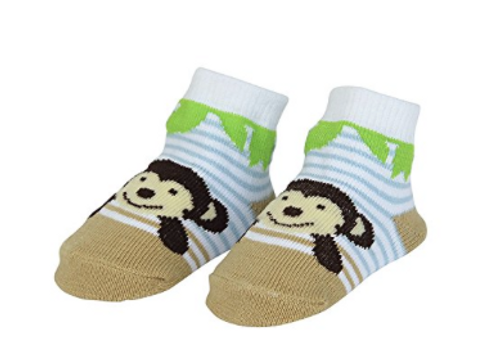 Maison Chic Socks, Mike the Monkey