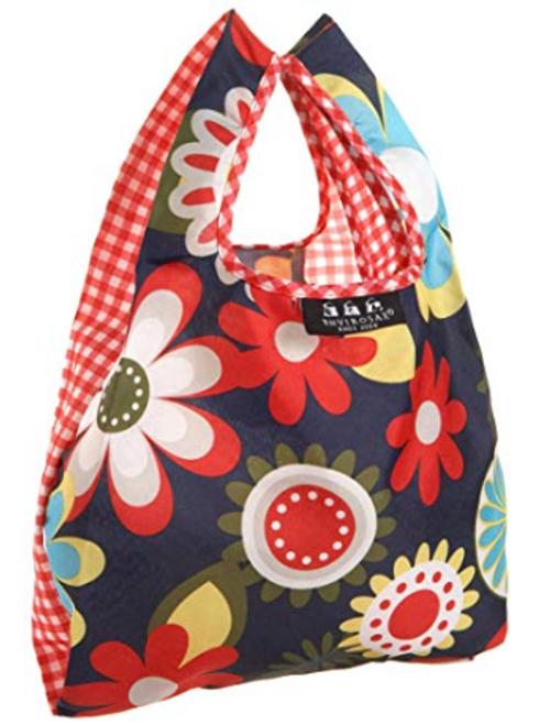 Envirosax Minisax Lunch Bag,Mini Daisy Gingham,one size