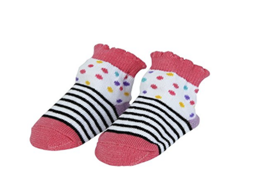 Maison Chic Socks, Zella the Zebra
