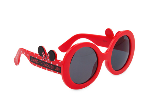 Minnie Mouse Sunglasses for Kids - Red