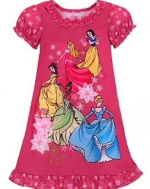 Disney Princess Pyramid Nightshirt