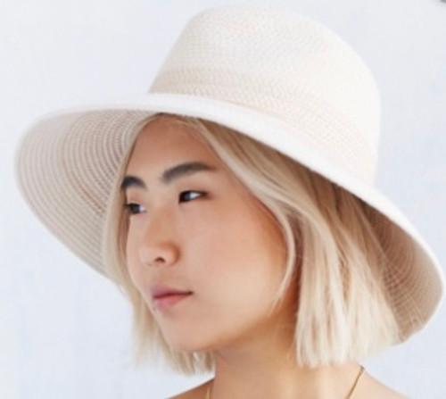 Ecote Stitched Rope Panama Hat