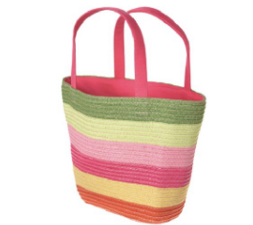 Gymboree Straw Bag