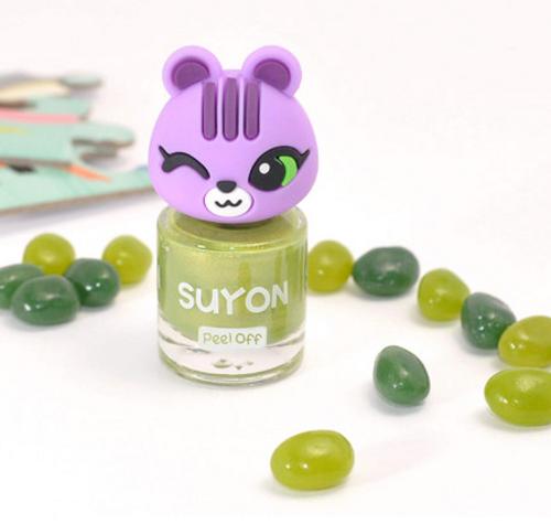 Suyon Collection Happy Arong Pear Green