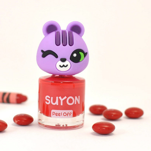 Suyon Collection Happy Arong Bright Red