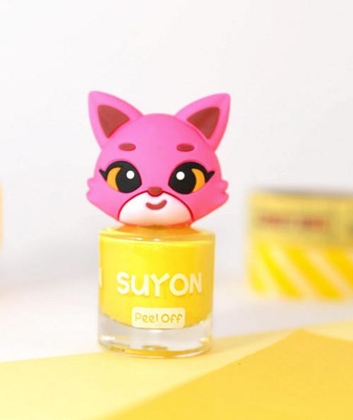 Suyon Collection Stylish Tina Yellow