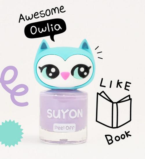 Suyon Collection Awesome Owlia Purple