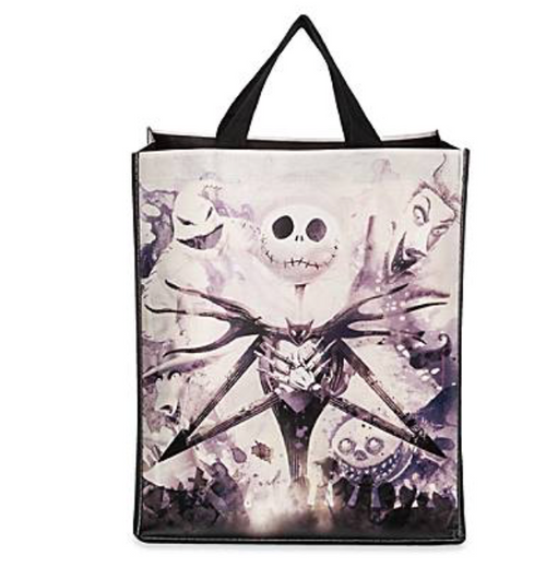 The Nightmare Before Christmas Reusable Tote