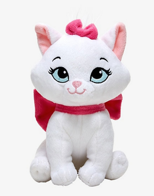 Disney The Aristocats Marie collectible Plush