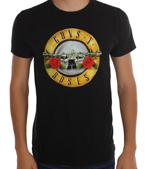 Guns N' Roses Log T-Shirt