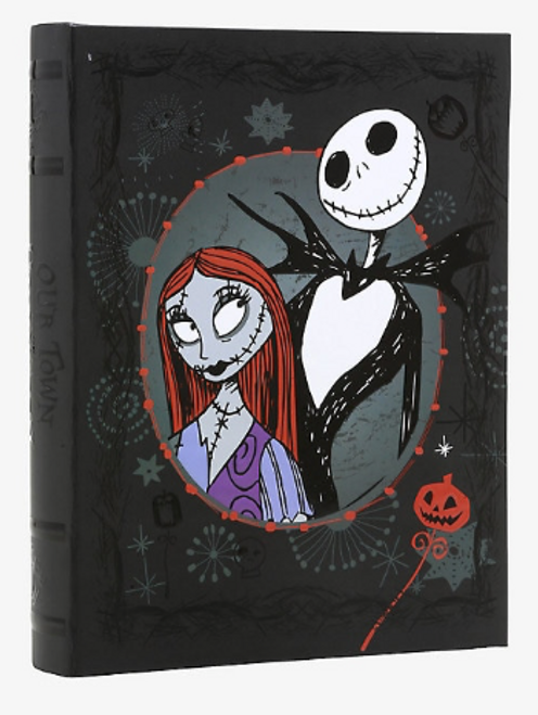 The Nightmare Before Christmas Deluxe Stationery Set