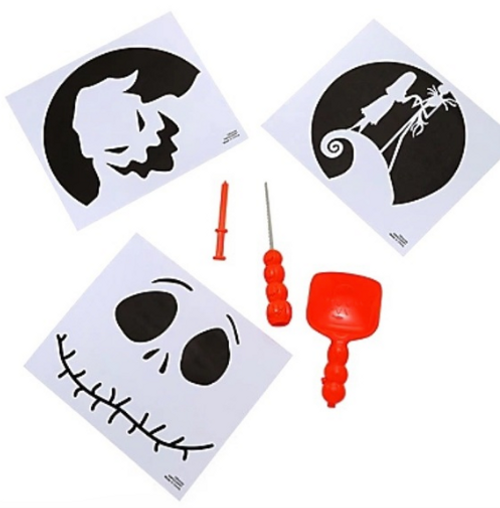 THE NIGHTMARE BEFORE CHRISTMAS PUMPKIN CARVING KIT