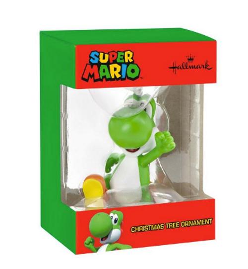 Super Mario Bros. Yoshi Christmas Tree Ornament