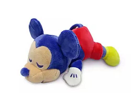 Mickey Mouse Mini Cuddleez Plush – 6''
