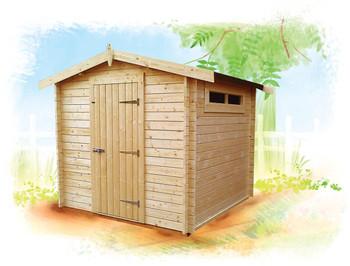 Charnwood Budget Workshop Log Cabin - Variety of Sizes