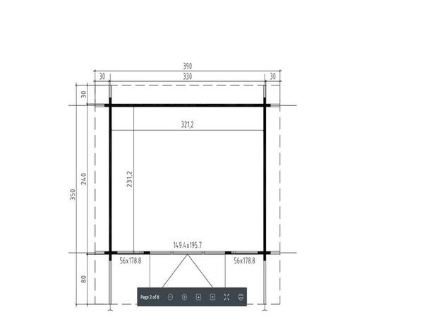 Barbados Mini Floor Plan