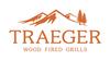 TRAEGER PELLET  GRILLS GENUINE ACCESSORY - ORANGE BBQ FOOD SERVING TRAY BAC426
