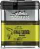 TRAEGER GRILLS FIN & FEATHER RUB SPC176 5.5 OUNCES