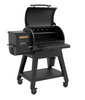 LOUISIANA PELLET GRILLS - LG 800 BLACK LABEL SERIES GRILL WITH WIFI CONTROL 10638
