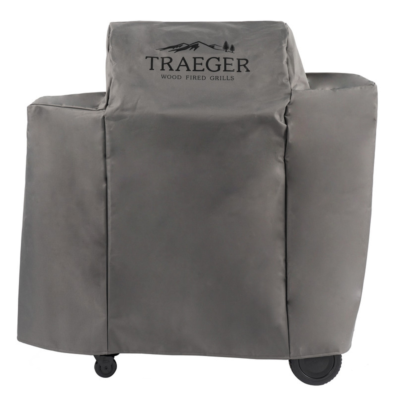 TRAEGER PELLET GRILL Ironwood 650 Full-Length Grill Cover BAC505
