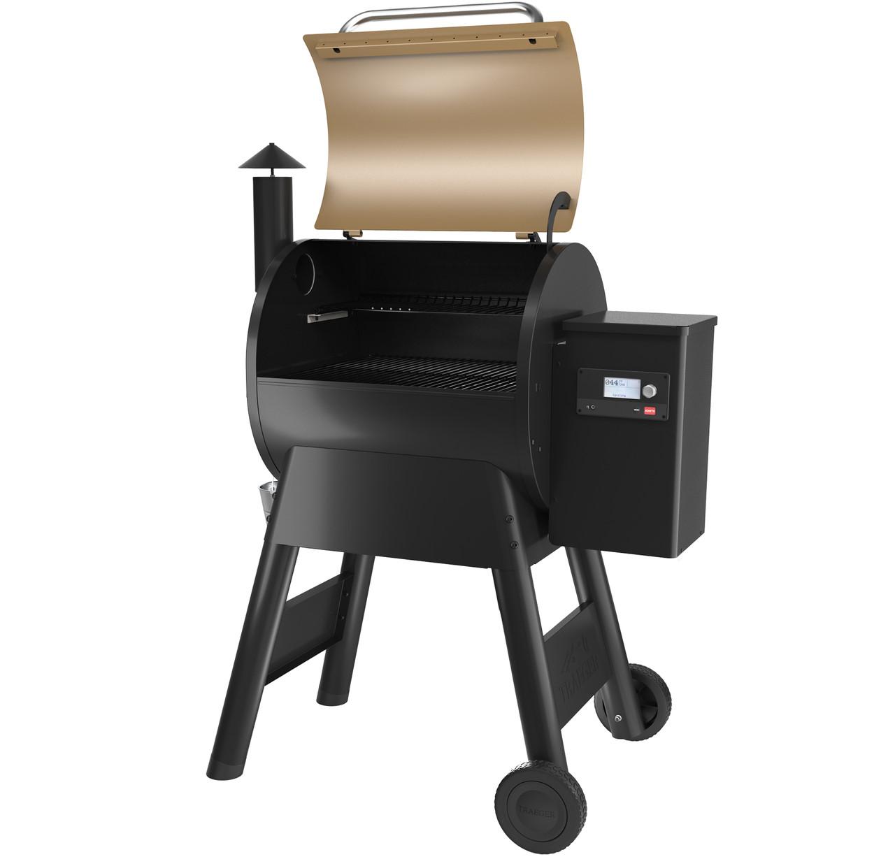 TRAEGER  TFB57GZE Pro Series 575 Pellet Grill - Bronze