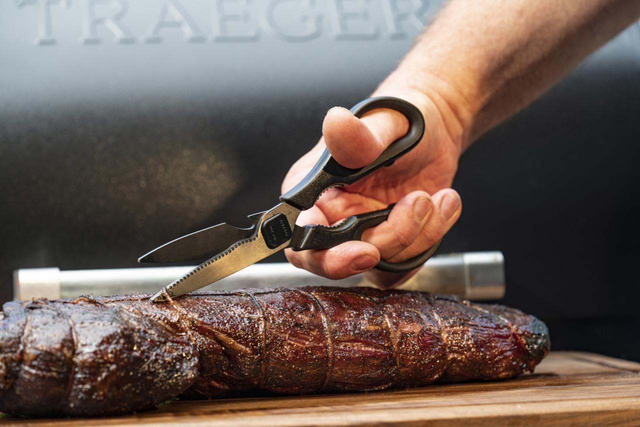 TRAEGER PELLET GRILLS GENUINE ACCESSORY - BBQ SHEARS BAC535