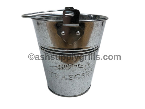 TRAEGER PELLET GRILLS GENUINE REPLACEMENT PART - REPLACEMENT DRIP BUCKET AUTHENTIC HDW152