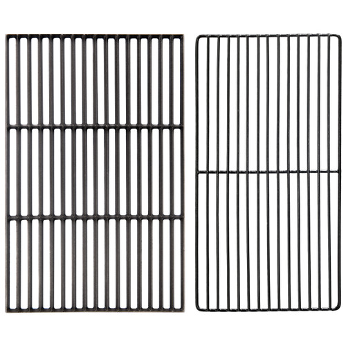 TRAEGER PELLET GRILLS CAST GENUINE ACCESSORY -  IRON/PORCELAIN GRILL GRATE KIT - 22 SERIES BAC366