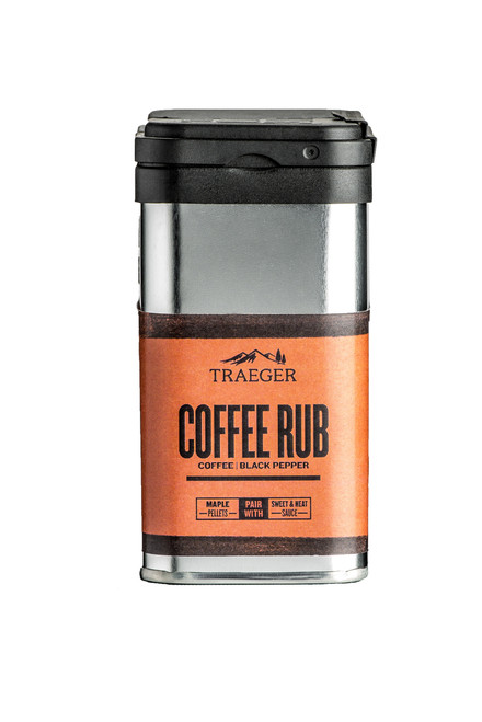 TRAEGER GRILLS SPC172 COFFEE RUB