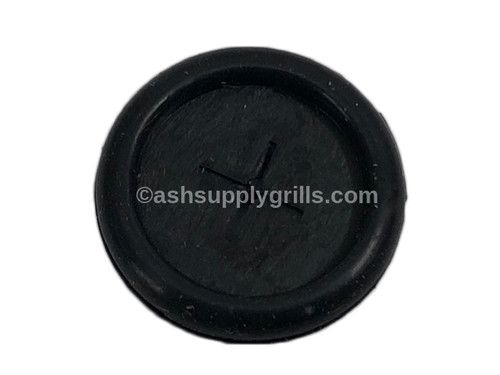 TRAEGER PELLET GRILLS GENUINE REPLACEMENT PART  - SILICONE MEAT PROBE GROMMET BRN249